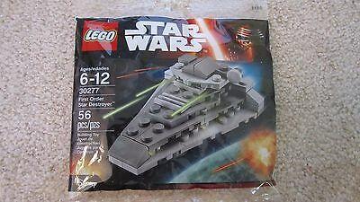 NEW LEGO STAR WARS FIRST ORDER STAR DESTROYER 30277 POLYBAG