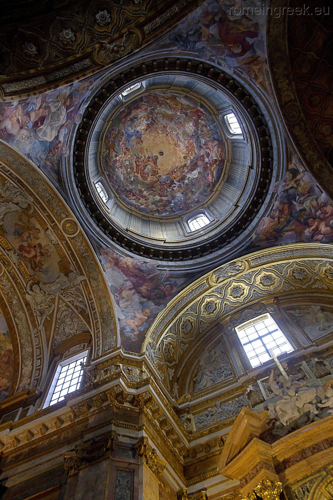 Basilica Di Sant Andrea Delle Fratte Roman Church Basilica Renaissance Art