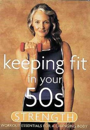 Staying fit in your 50s: strength. #fitness #motivation #fitnessinspiration #Health Source by fitnes...