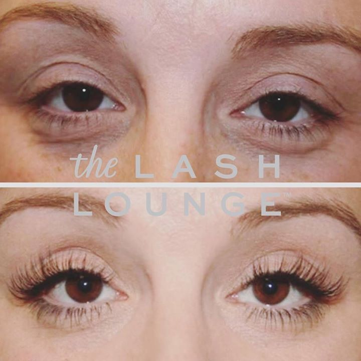 Amazing Lash Extensions Before And After From The Lash Lounge All