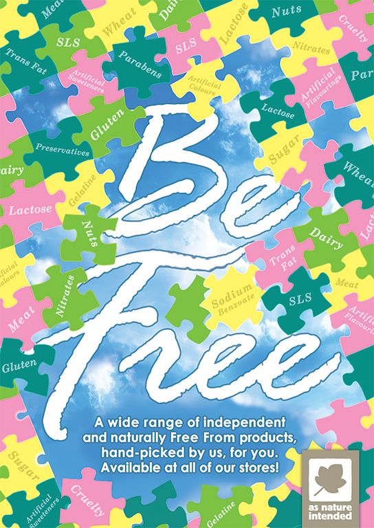 """""""Be Free"""" Monthly Campaign (April 2017)"""
