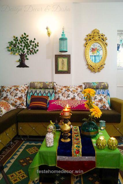 Design Decor Disha Home Tour Indian Home Home Decor Indian