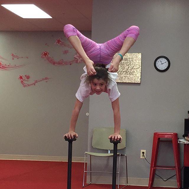 Annie Bratayley Gymnastics