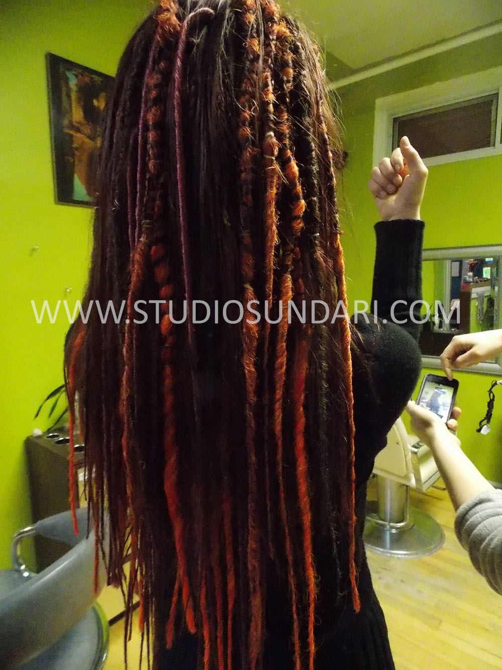 Montral In Qubec Dreadlocks Dreadlock Hair Salon Locs Loc