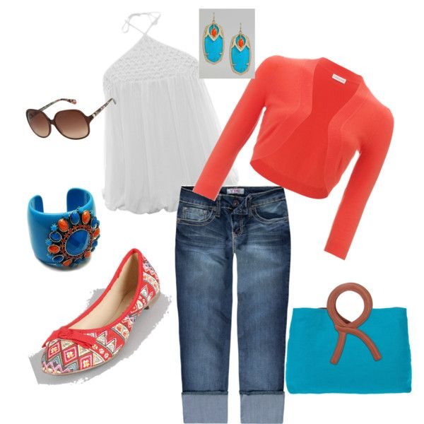 Hello summer, created by peridotpixie on Polyvore