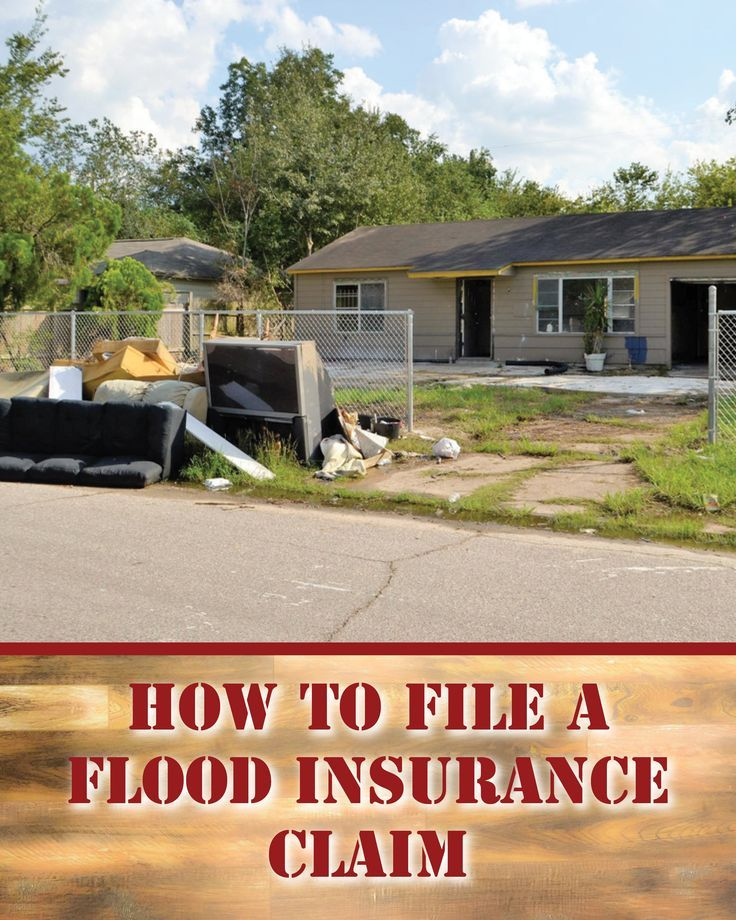 How to File a Flood Insurance Claim Part II Flood
