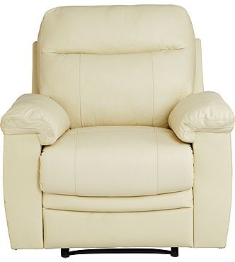 Buy Collection New Paolo Large Leather Recliner Sofa