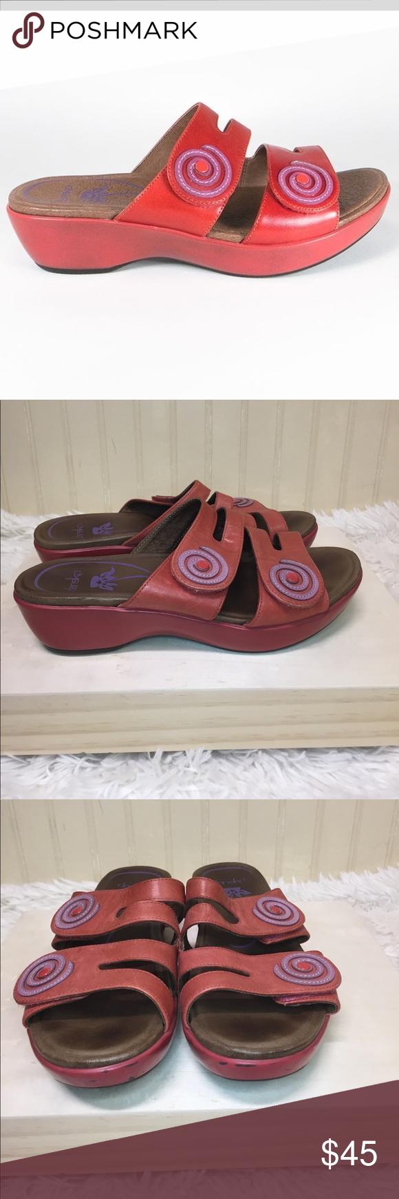 e6061f208d Dansko Dixie dress sandals size 38