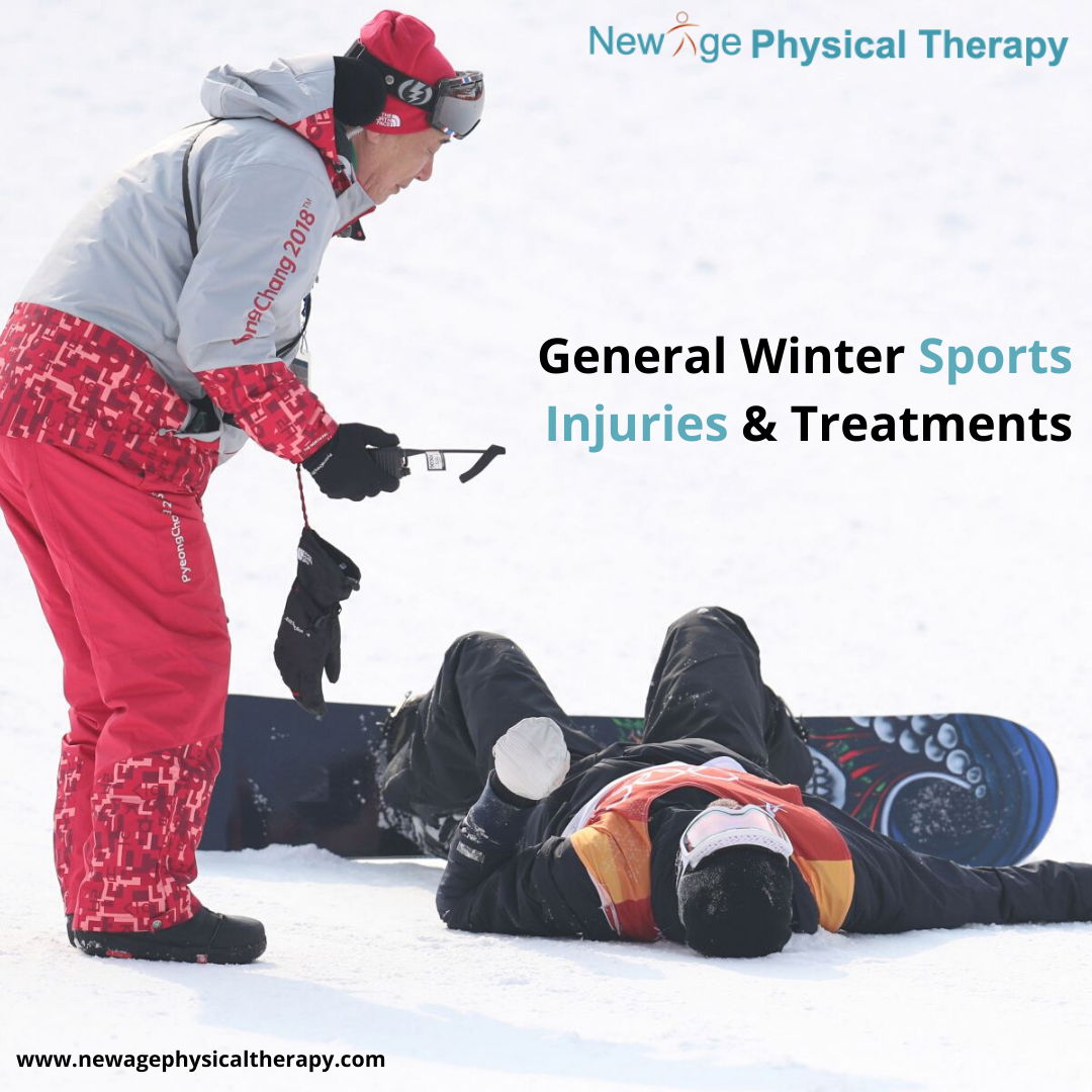 General Winter Sports Injuries & Prevention Tips in 2020