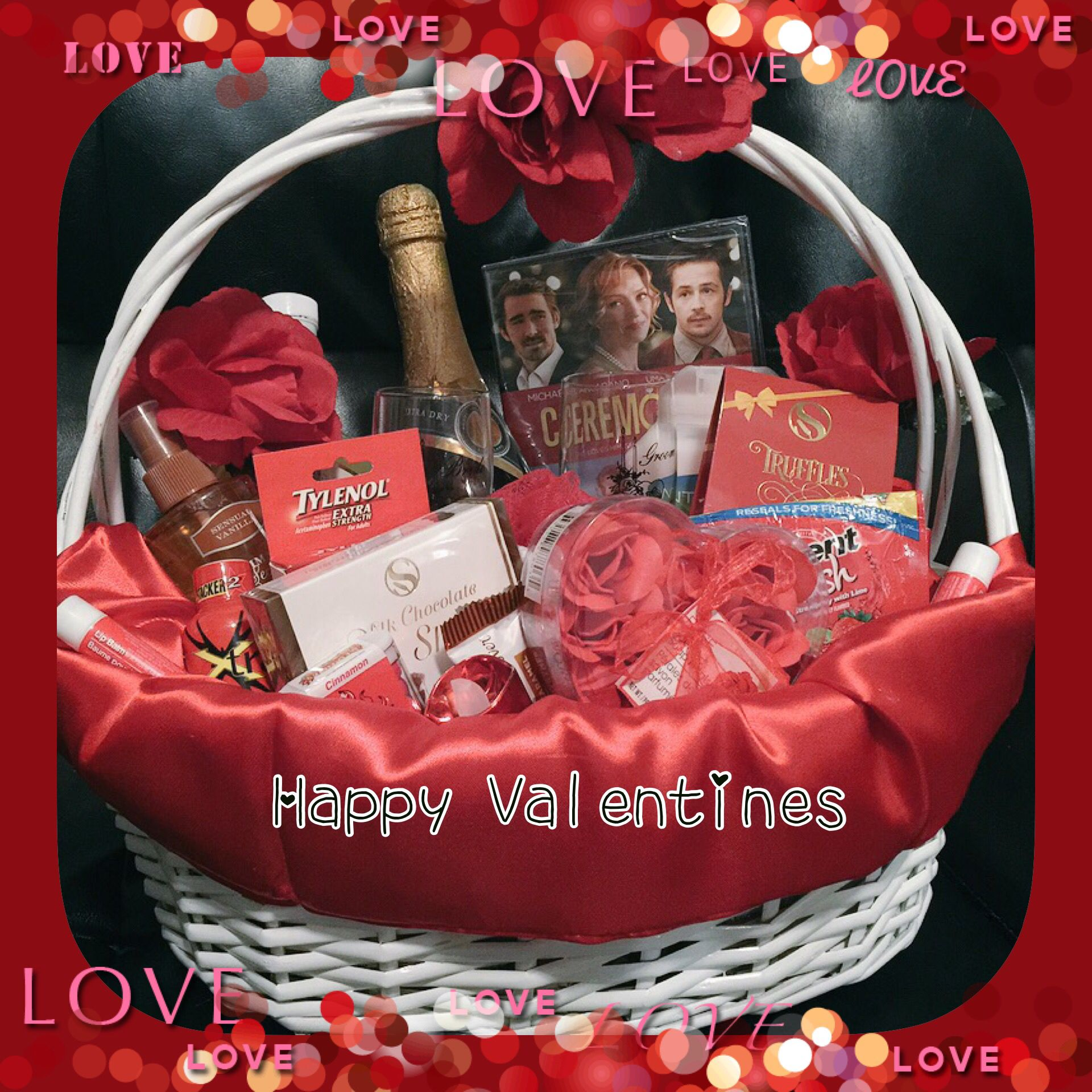 1000+ images about date night and couples gift baskets on ... |Valentines Day Gift Baskets For Couples