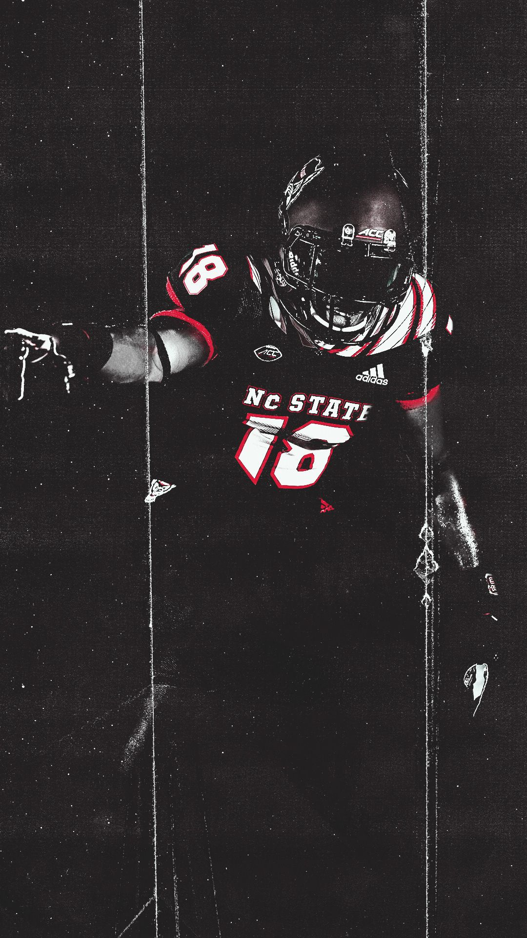 2018 2019 Nc State Football Graphic Content On Behance Nc State Football Nc State Football