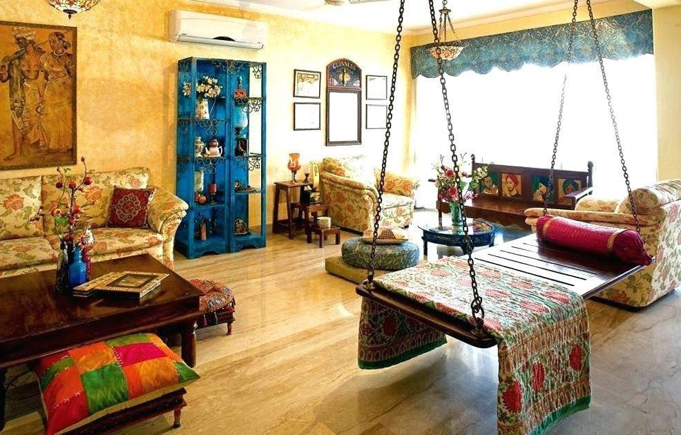 Small Living Room Decor Ideas India Rustic Country Style Living Room Decor Pict In 2020 Country Style Living Room Decor Indian Living Rooms Country Style Living Room