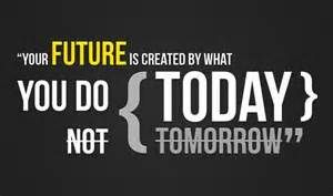 Create the future you want