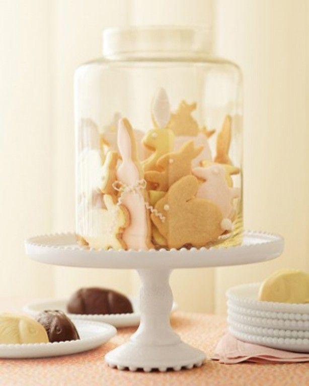 Lieve  koekjes voor Pasen
