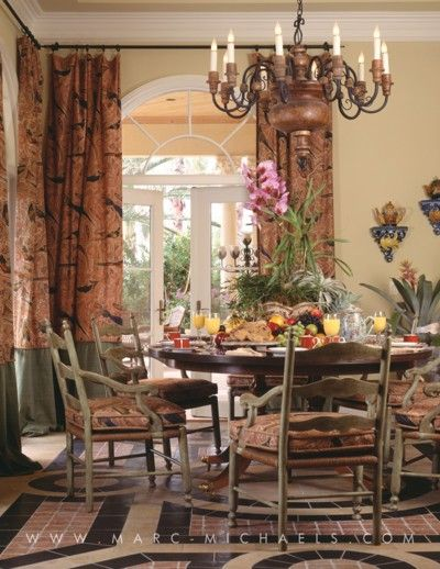 Luxury Palm Beach Interior Design Firm | Marc Michaels Inc.