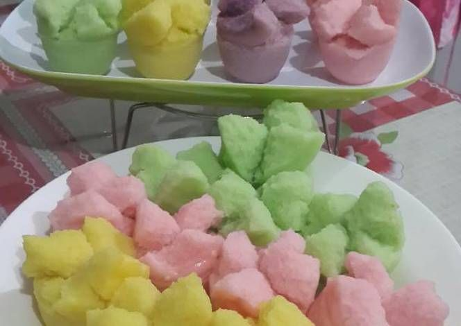 Resep Apem Kue Mangkok Tape Singkong Oleh Lulun Praptini Resep Kue Mangkok Resep Kue Mangkok Makanan Manis