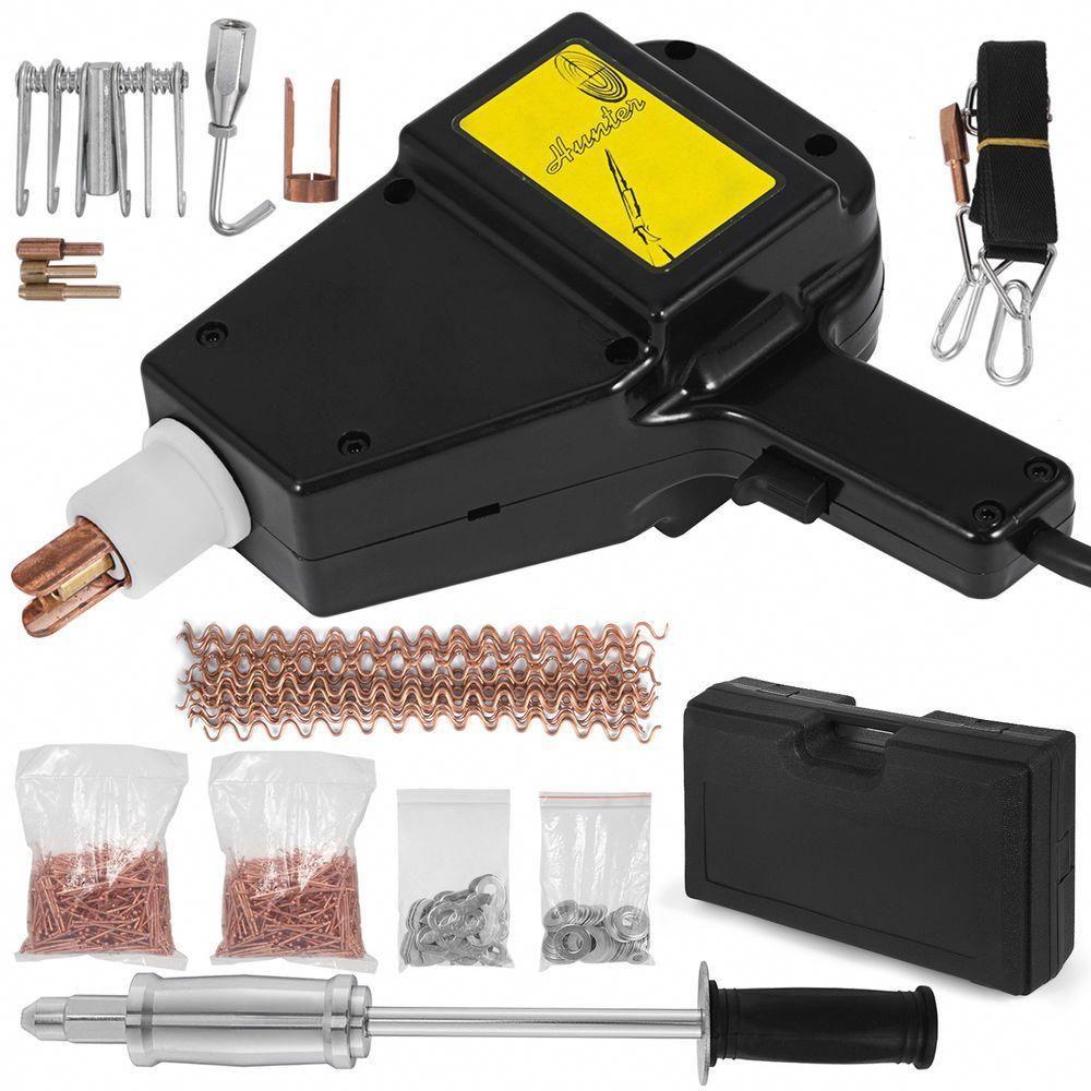 ebay #sponsored stud welder puller gun dent repair kit stud