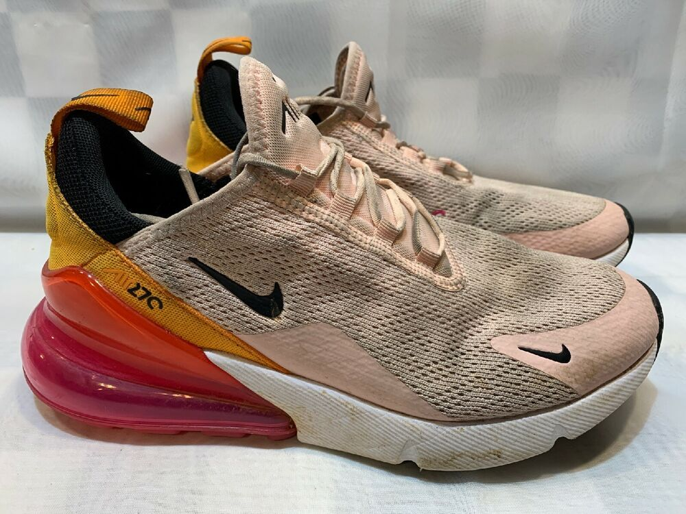 NIKE Air Max 270 Washed Coral Women's