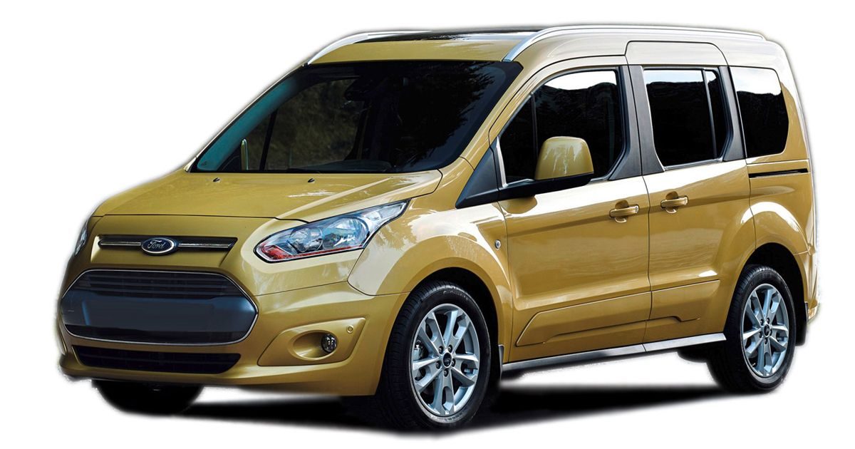 In Mpv Class The Ford Tourneo Connect Is An Impressive One Ford