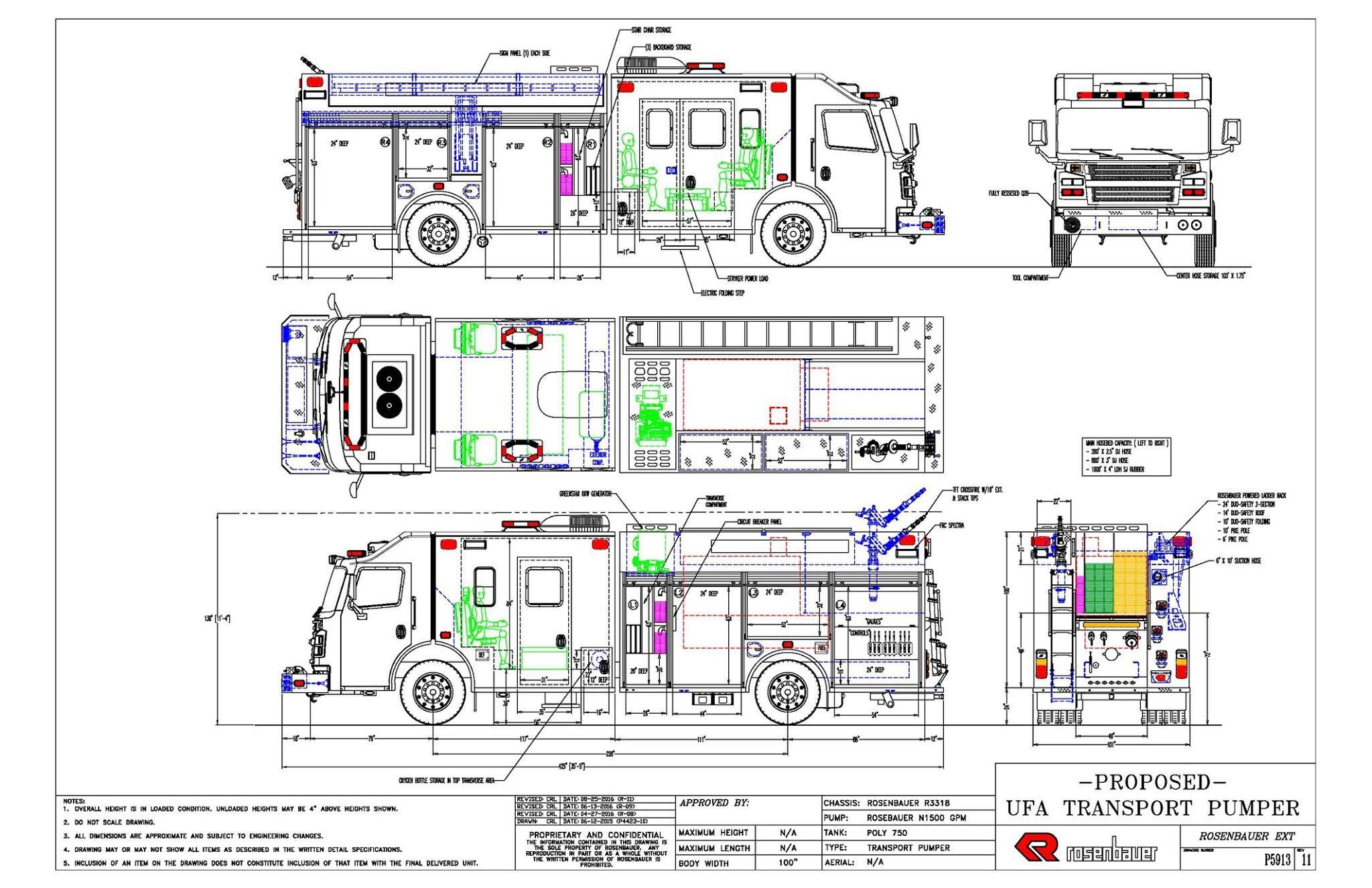 hight resolution of unified fire authority rosenbauer fire engine drawing fire engine fire trucks firefighter fire