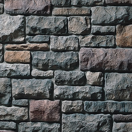 Limestone Suede Manufactured Stone Veneer Stone