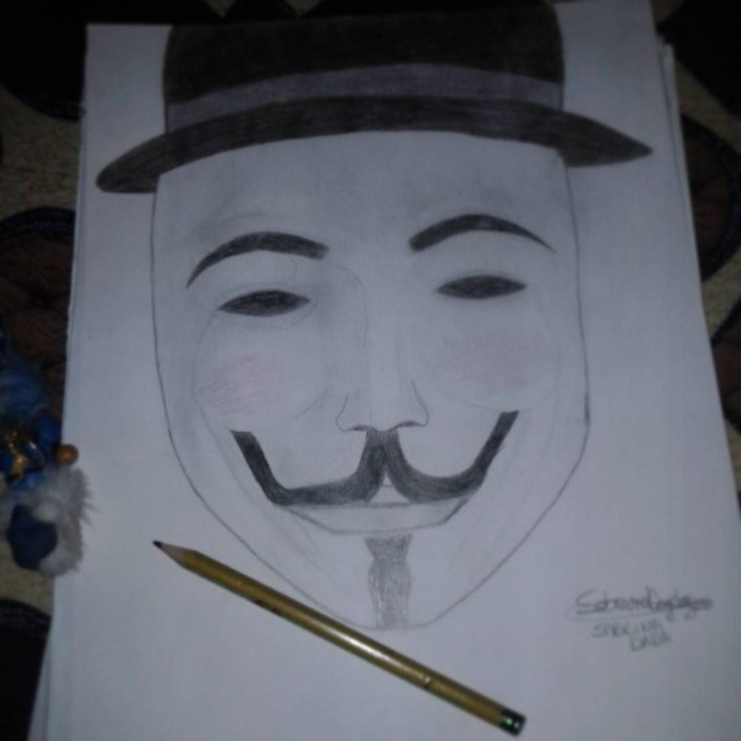 i design the anonymous