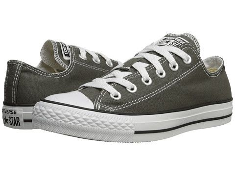 b3b4e71e3f3b Converse Chuck Taylor® All Star® Core Ox Charcoal - Zappos.com Free  Shipping BOTH Ways (Size  8)