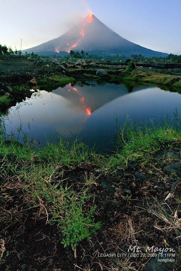 Mayon Volcano Beautiful Places Philippines Beautiful Nature
