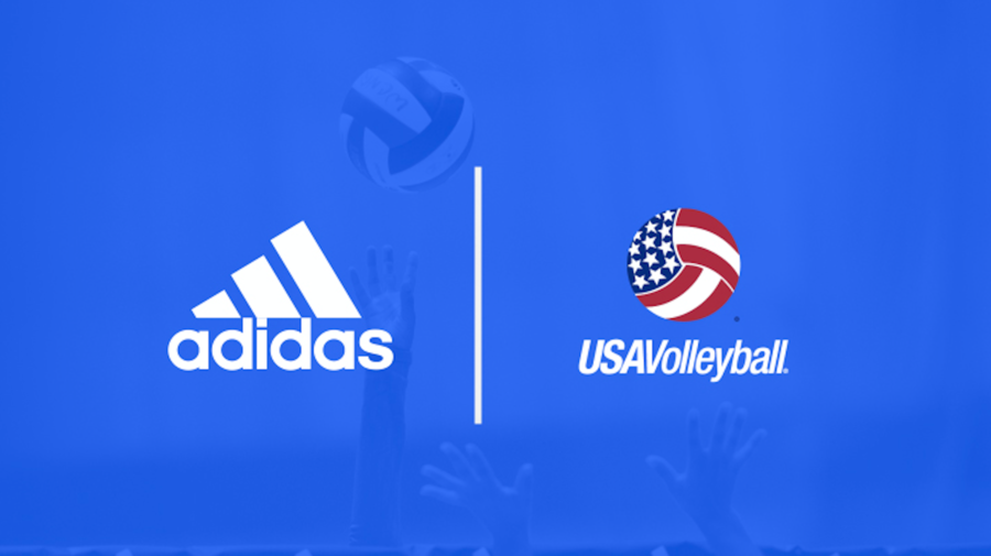 Adidas And Usa Volleyball Announce Multi Year Partnership Usa Volleyball Volleyball Olympic Volleyball