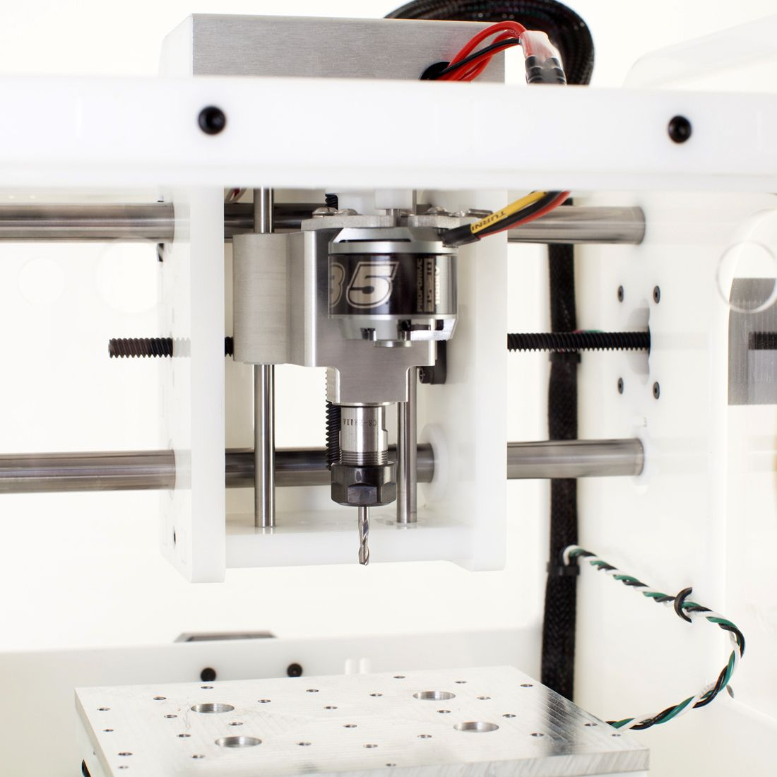 Othermill bldc motor spindle google search 3d print for Motor city spindle repair