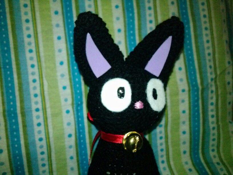 Amigurumi Gato Negro : Gato negro amigurumi amigurumis addy creatividad pinterest