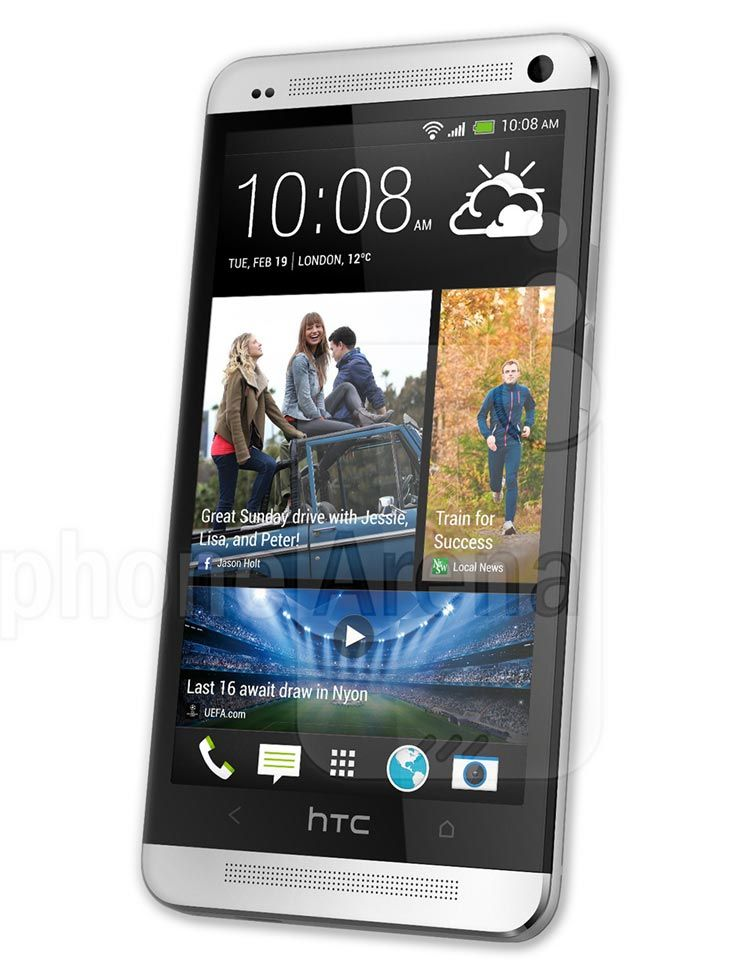 The new HTC One...