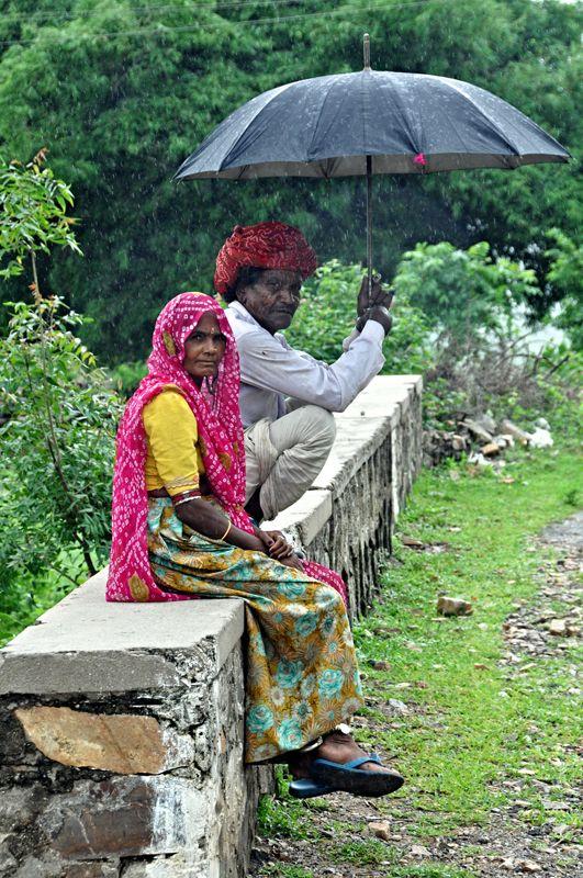 Llueve en la India