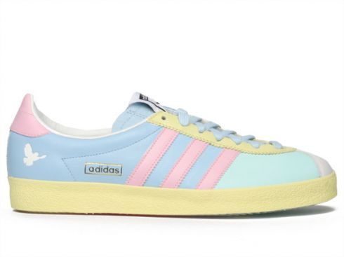 Great Barrier Reef apprentice vertical  vintage pastel adidas | Shoes, Sneakers, Pastel shoes
