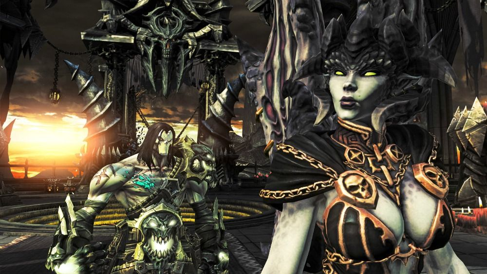 Pin By Asadul Ibad On My Style Darksiders 2 Darksiders 3