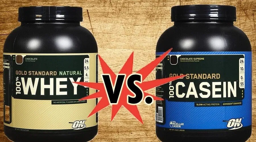 ما هو الفرق بين الواي بروتين والكازين بروتين وأيهما أفضل Gym Life Health Fit Life
