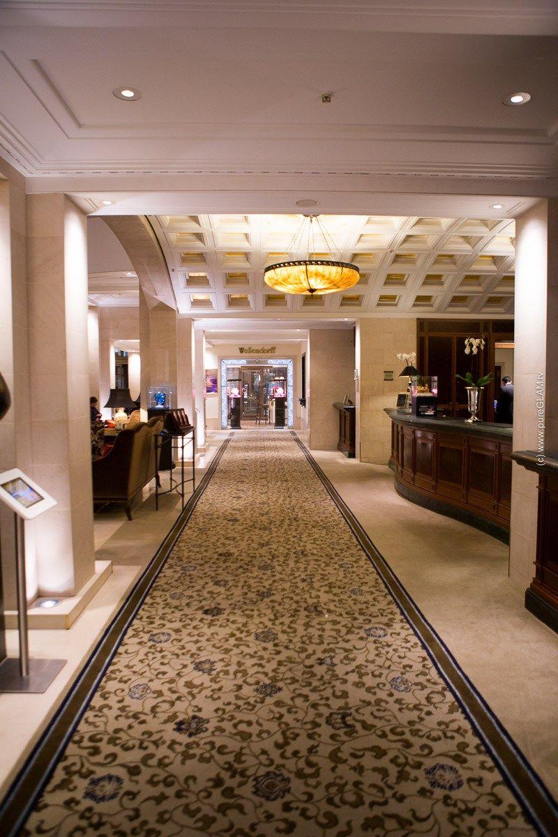 Das Adlon Kempinski Hotel Berlin Hotelbericht Eindruck Barlin