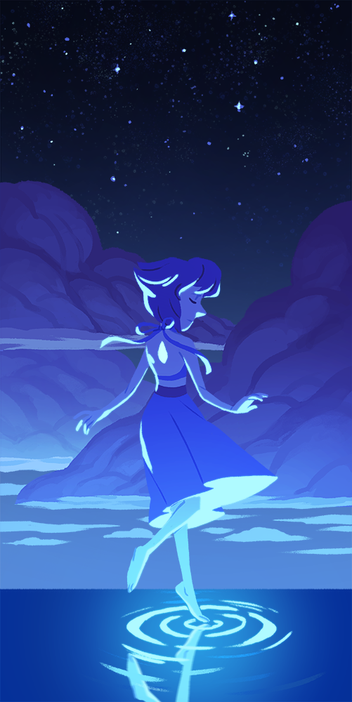 I Looooove Lapis Lazuli Well Love Everyone On Steven Universe Except Onion That Kid Has Issues