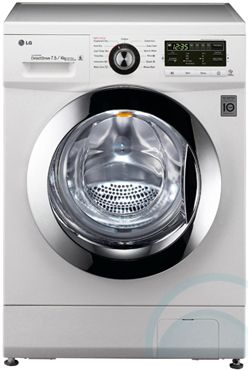 Lg Wd1402crd6 7 5kg Washer 4kg Dryer Combo Lg Washer Dryer Washing Machine Washer Dryer