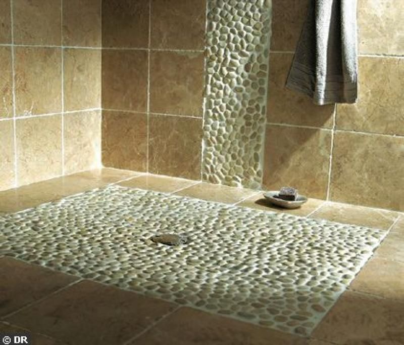 Douche l 39 italienne salle de bain pinterest douches for Carrelage en italien