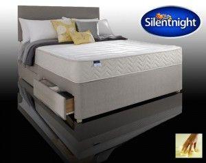 Hf4you 6ft Super Kingsize Black Divan Bed Base 4 Drawers No Headboard