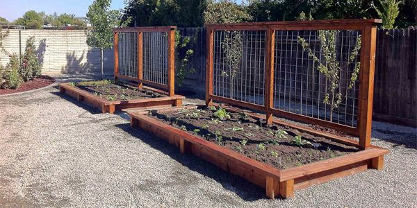 Raised Bed Soil Calculator With Images Garden Layout Vegetable