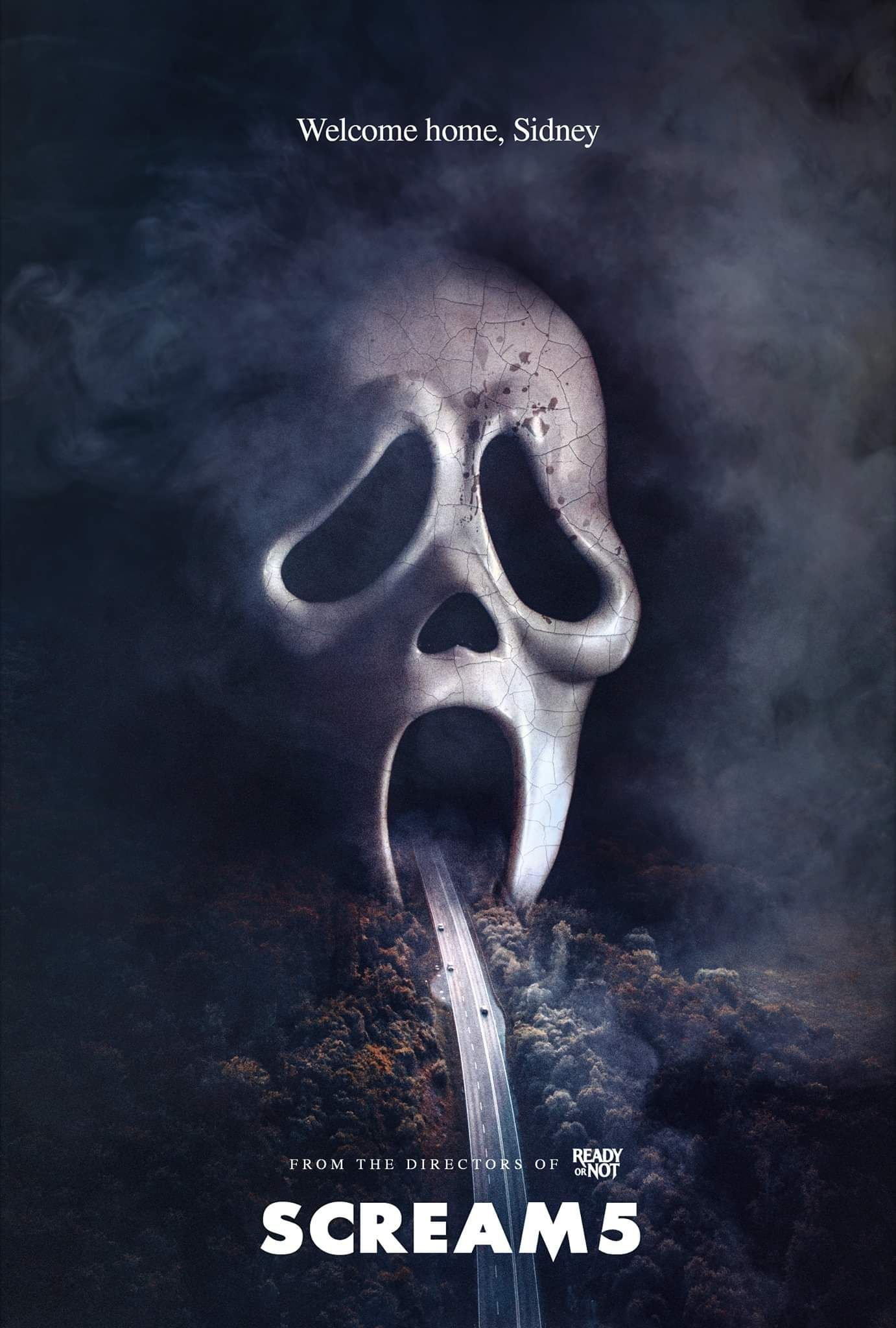 Scream 5 2021 1382 2048 By Colm Geoghegan Scream Movie Horror Movie Art Horror Movie Icons