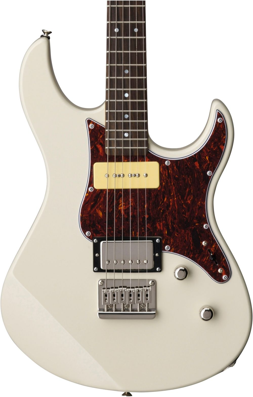Yamaha Pacifica 311 Electric Guitar Vintage White Yamaha Guitar Guitar Electric Guitar