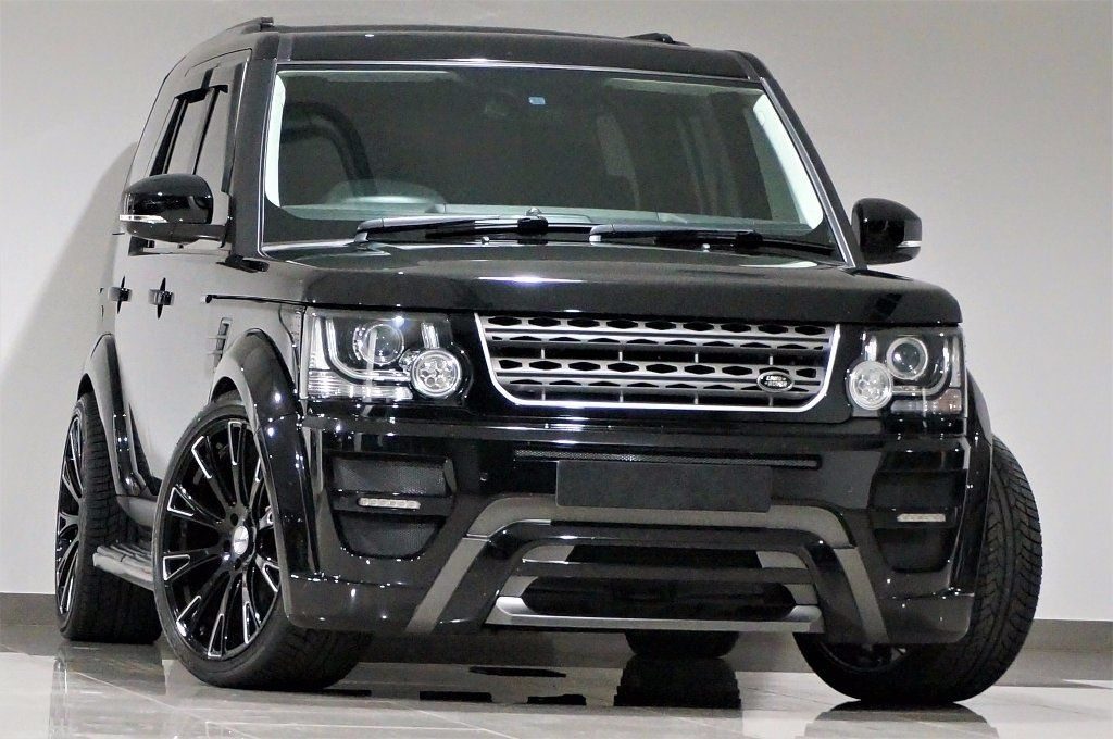 Land Rover Discovery | Full Body Kit | Cars | Land rover