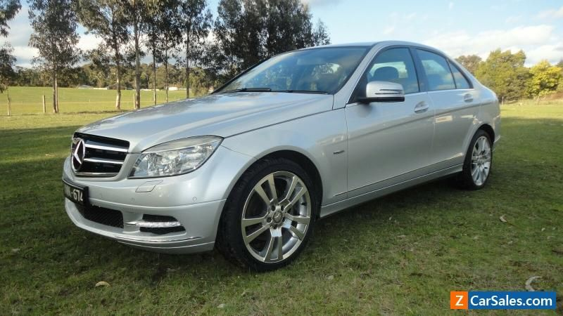 Car For Sale Mercedes Benz C250 2010 Model 1 8 Ltr Turbo Petrol