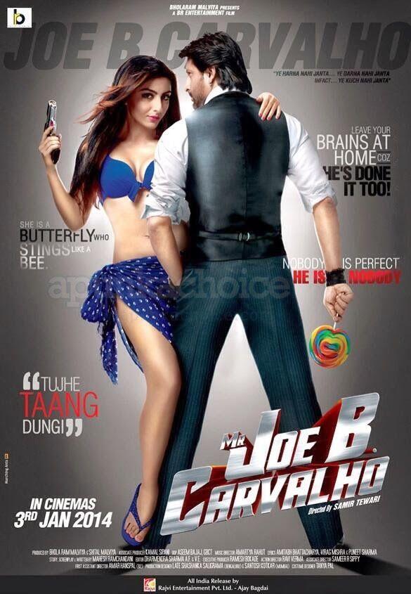 Soha Ali Khan Dons Blue Bra In First Look Of Mr Joe B Carvalho Hottest News 99