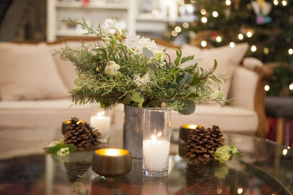 How to Decorate your Home ~ Holiday Party Decor