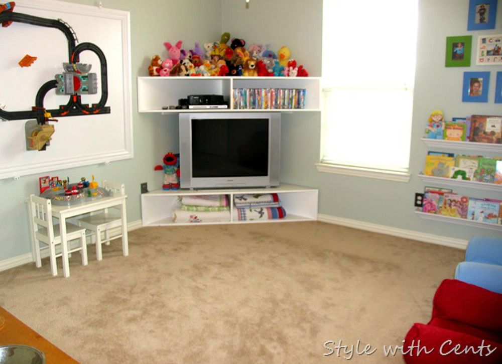 10 Easy Ways to Build Your Own TV Stand