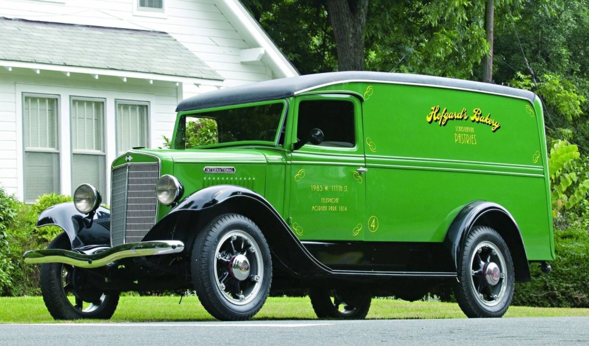 Special delivery 1935 international an inter hemmings